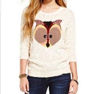 American Rag Fox Lightweight Pullover Sweater S